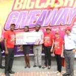 Lucozade and Ribena Cash Giveaway Promo Winners - BellaNaija - March 2015
