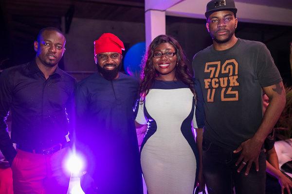 Uche Nnaji, Noble Igwe, Gbemi Olateru-Olagbegi & Ebuka Obi-Uchendu