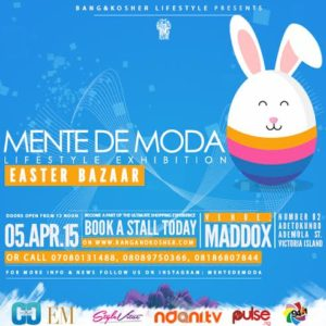 Mente De Moda Lifestyle Exhibition Easter Bazaar - BellaNaija - March 2015