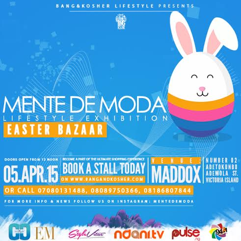 Mente De Moda Lifestyle Exhibition Easter Bazaar - BellaNaija - March 2015