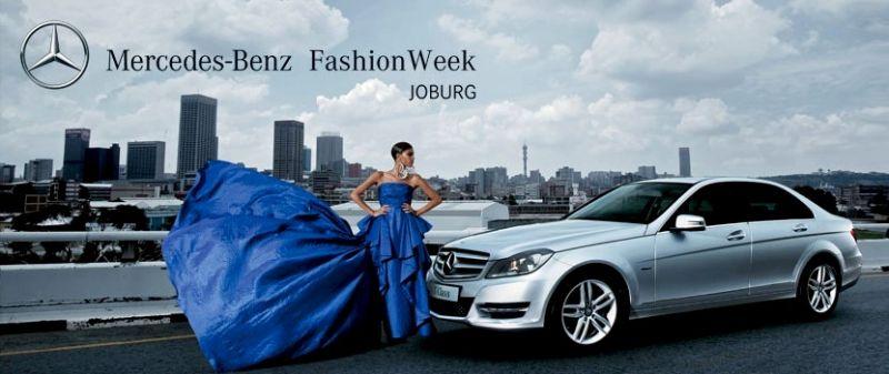 Onlinefashiontv mercedes benz fashion week johannesburg for Mercedes benz clothes