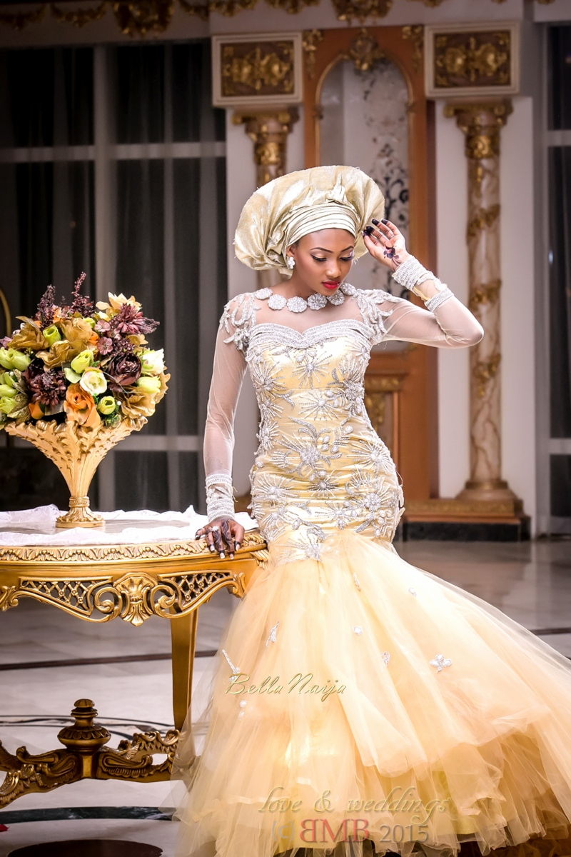 Wedding Gowns And Prices In Nigeria : A beauty her prince amina mimi suleiman nasir