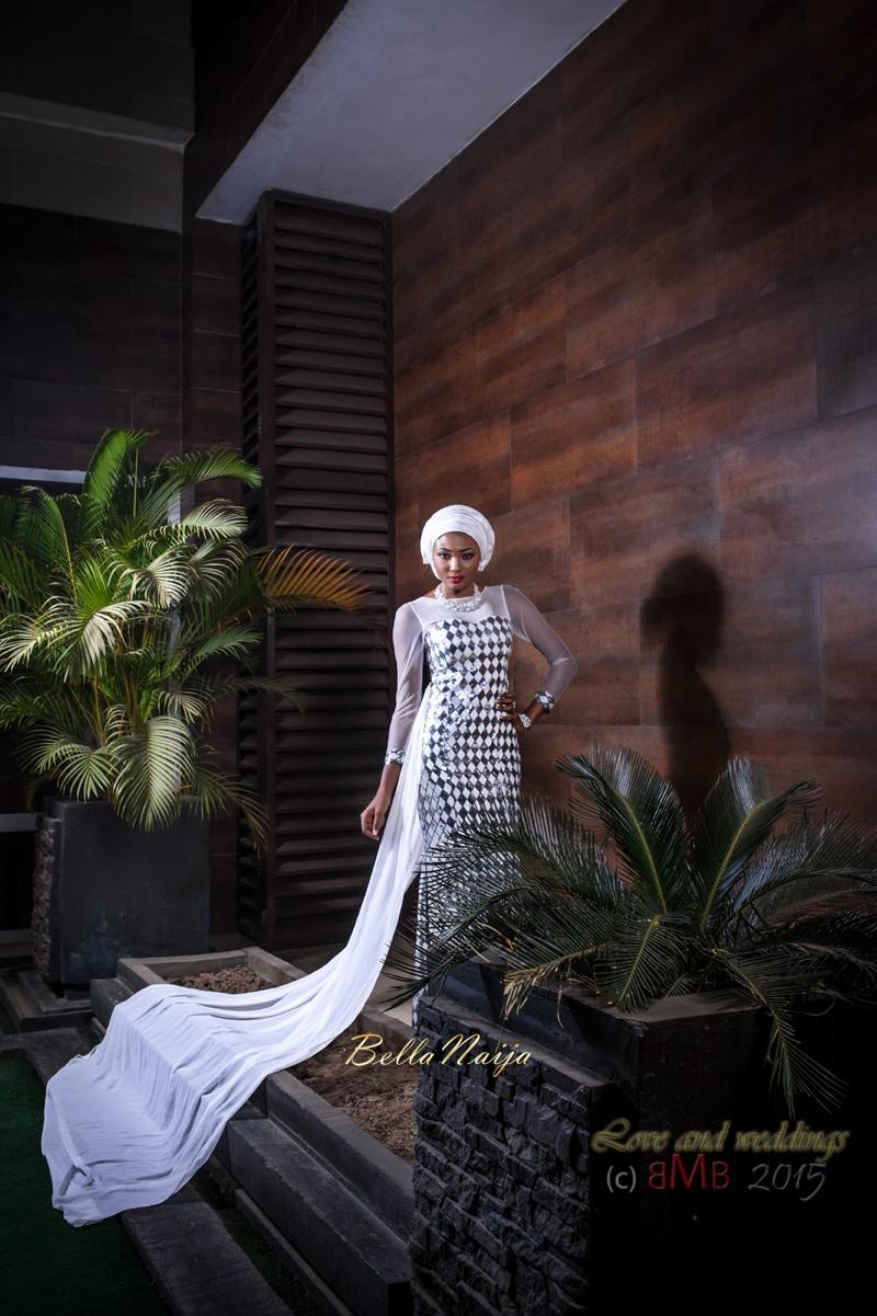 Mimi and Nas Hausa Muslim Wedding in Nigeria | BMB Photography | BellaNaija Weddings 002