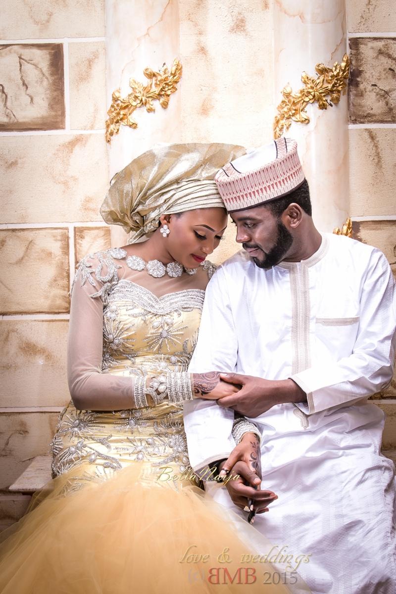 Mimi and Nas Hausa Muslim Wedding in Nigeria | BMB Photography | BellaNaija Weddings 004