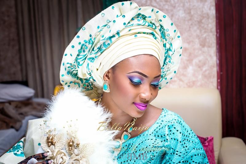 Mimi and Nas Hausa Muslim Wedding in Nigeria | BMB Photography | BellaNaija Weddings 008
