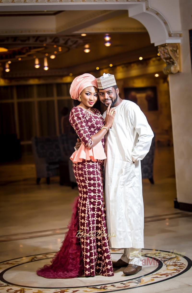 And nas hausa muslim wedding in nigeria bmb photography bellanaija