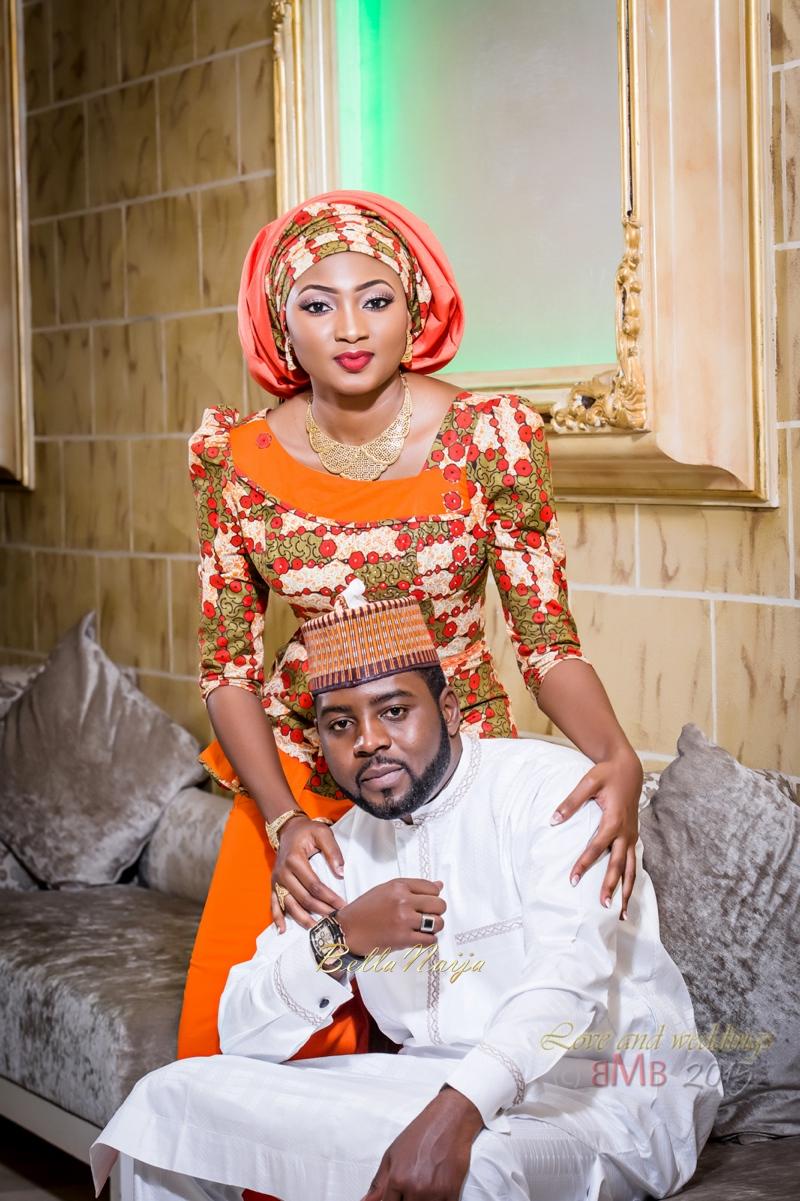 Mimi and Nas Hausa Muslim Wedding in Nigeria | BMB Photography | BellaNaija Weddings 014