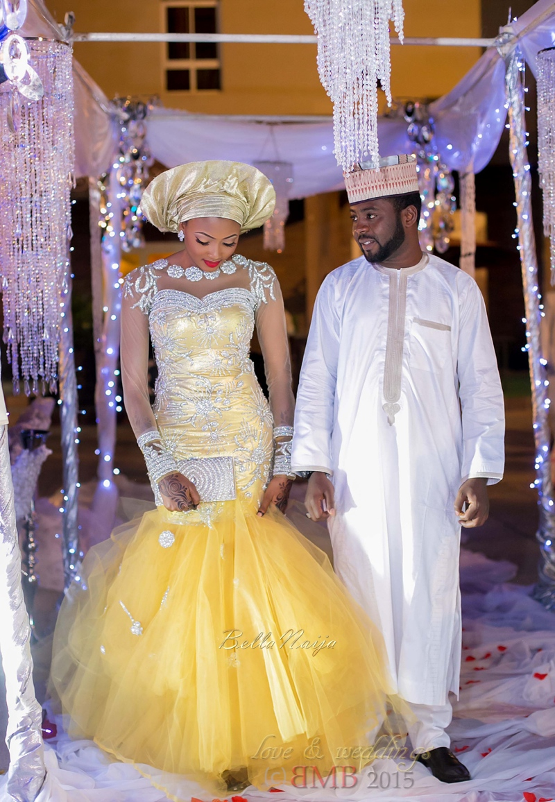 Mimi and Nas Hausa Muslim Wedding in Nigeria | BMB Photography | BellaNaija Weddings 022