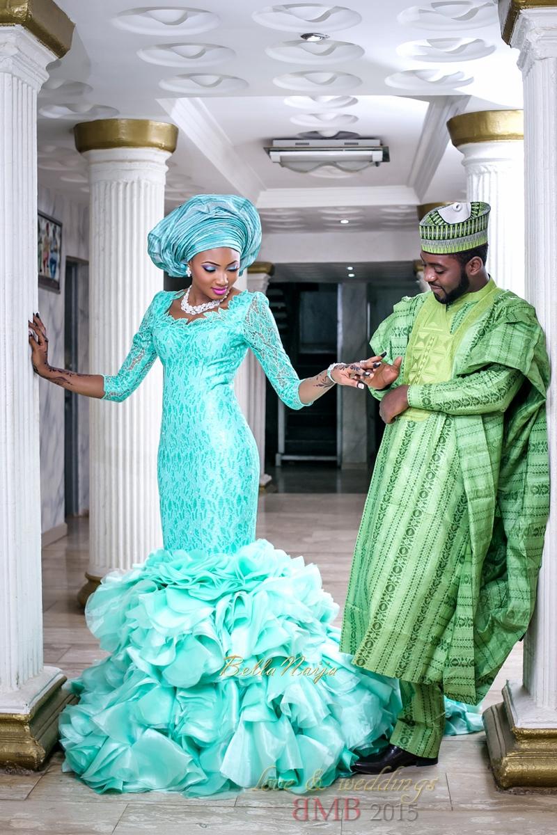 Mimi and Nas Hausa Muslim Wedding in Nigeria | BMB Photography | BellaNaija Weddings 026