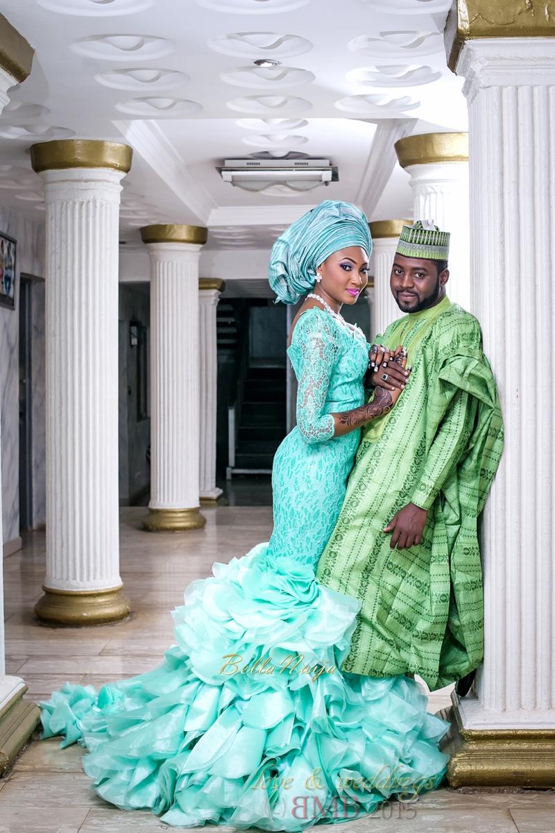 A Beauty & Her Prince! Amina \'Mimi\' Suleiman & Nasir Abubakar\'s ...