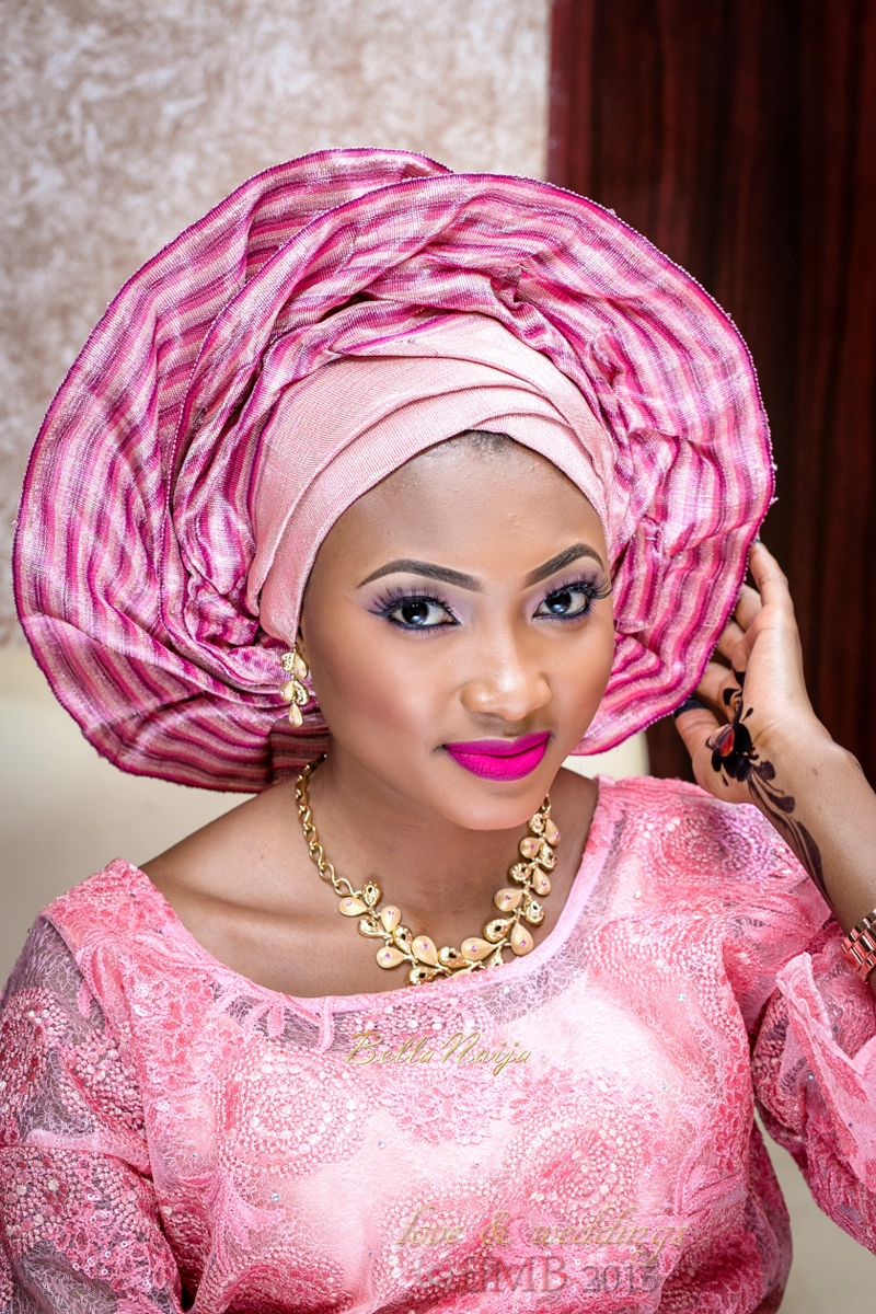 Mimi and Nas Hausa Muslim Wedding in Nigeria | BMB Photography | BellaNaija Weddings 03
