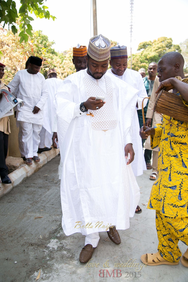 Mimi and Nas Hausa Muslim Wedding in Nigeria | BMB Photography | BellaNaija Weddings 07