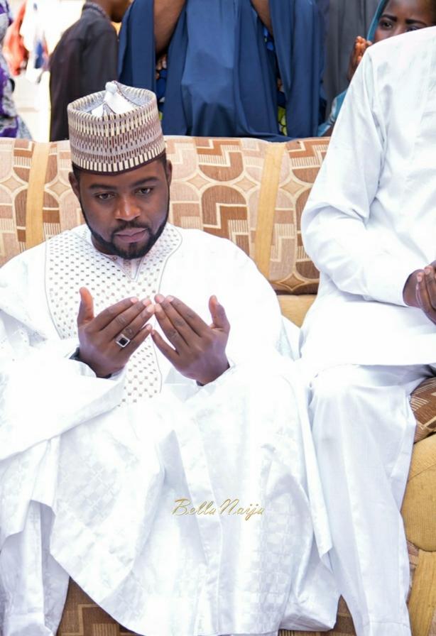 Mimi and Nas Hausa Muslim Wedding in Nigeria | BMB Photography | BellaNaija Weddings 09