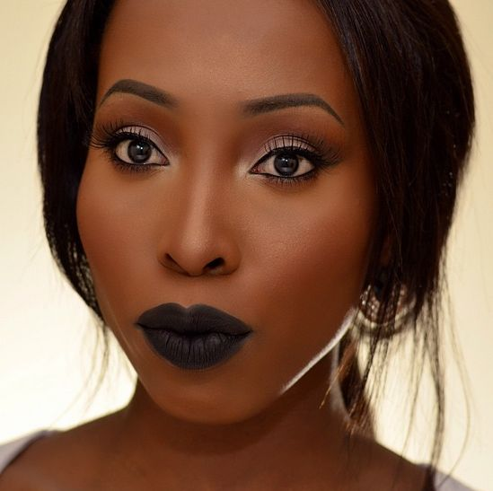 MiszPoshMUA Makeup Tutorial - BellaNaija - March 2015