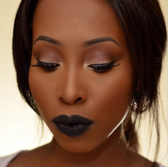 MiszPoshMUA Makeup Tutorial - BellaNaija - March 2015001