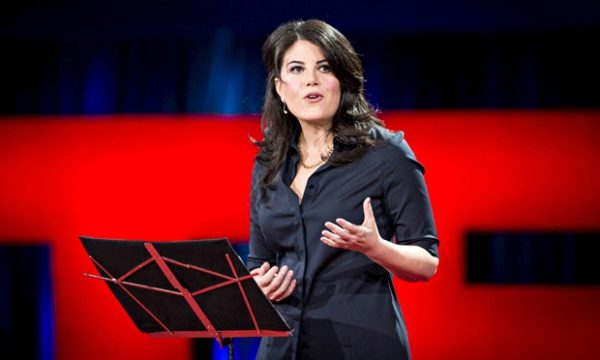 Monica Lewinsky TED