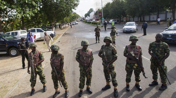 Naija Military