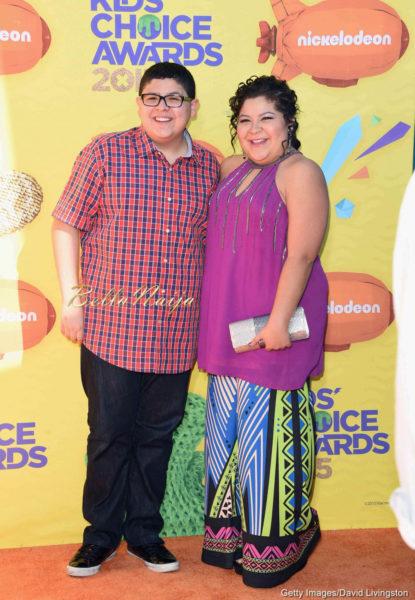 Rico Rodriguez &Raini Rodriguez