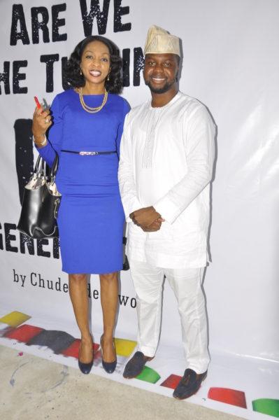 Nkiru Olumide Ojo & Adebola Williams