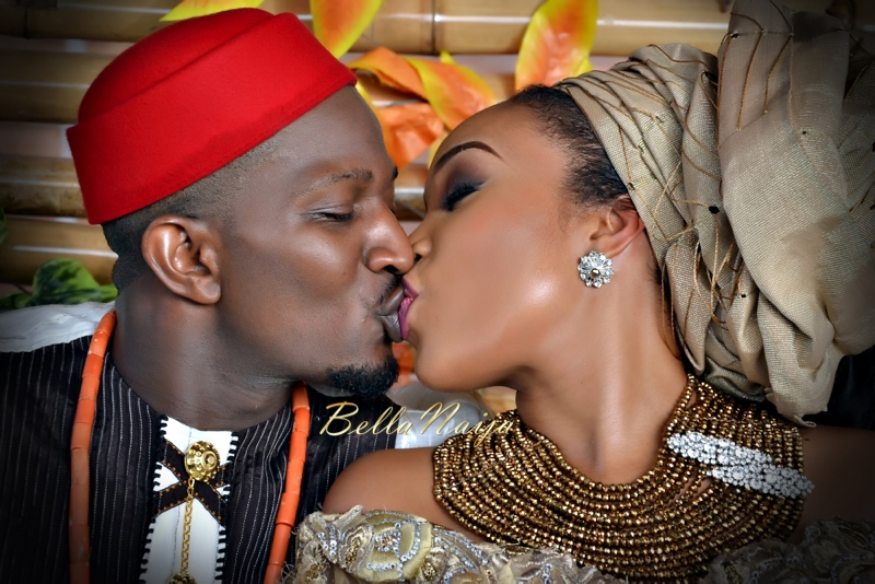 Nnenna & Odunze's Traditional Igbo Wedding in Enugu, Nigeria | BellaNaija 2015 002