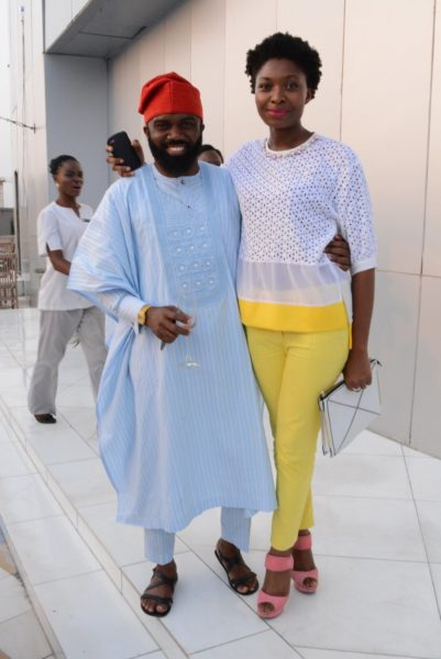 Noble Igwe & Anthonia Soares