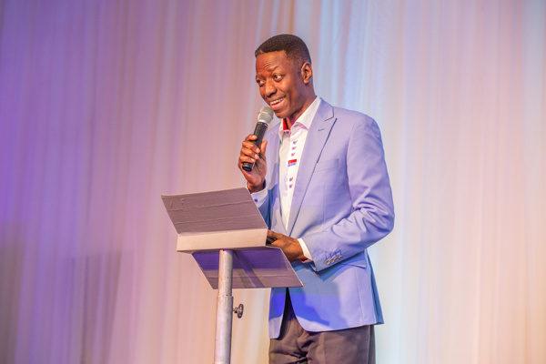 Image result for  Pastor Sam Adeyemi