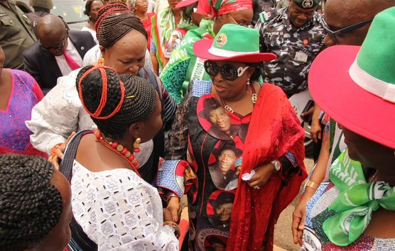 Patience Jonathan in Ekiti1