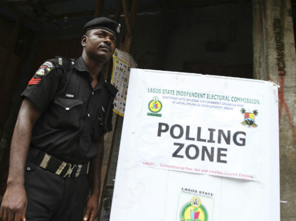 Polling Zone