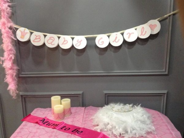 Princess Baby Shower 3