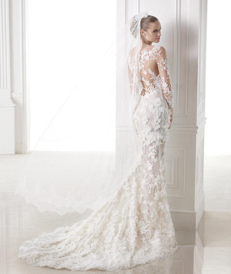 Mermaid Wedding Dresses Pronovias 2015 Collection: BN Bridal: Atelier Pronovias 2015 Collection