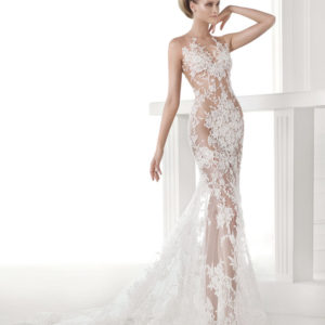 Pronovias Atelier Collection 2015 - CARAOLA_B