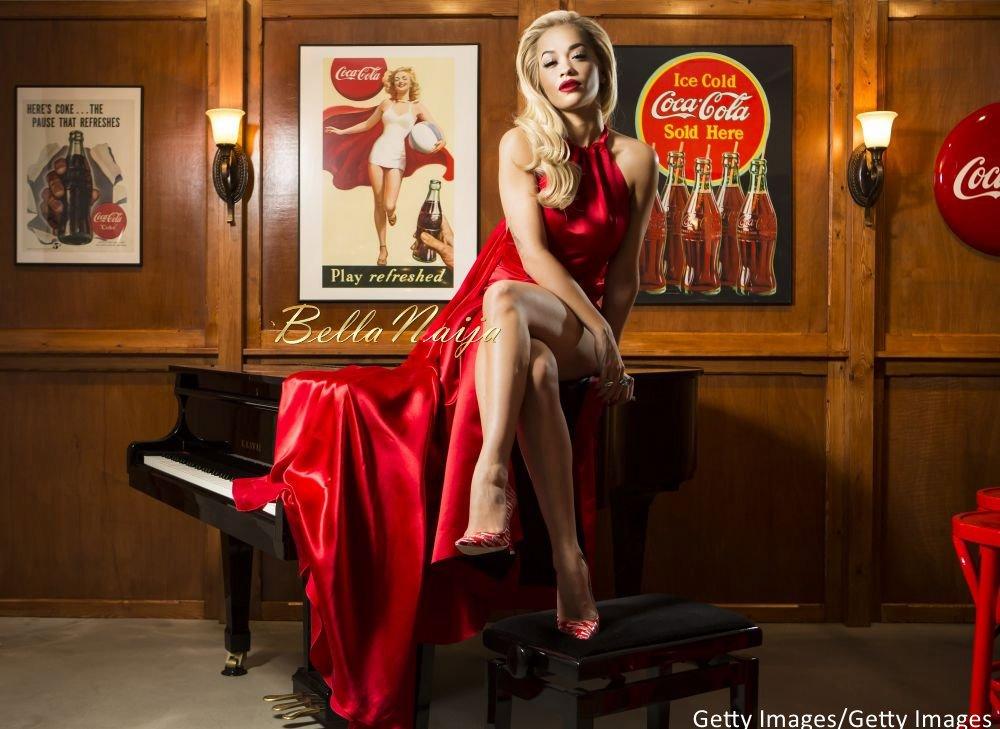 Rita Ora Kicks Off Celebrations for 100th Anniversary of The Coca-Cola Bottle - Bellanaija - March2015001