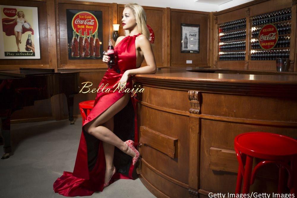 Rita Ora Kicks Off Celebrations for 100th Anniversary of The Coca-Cola Bottle - Bellanaija - March2015002