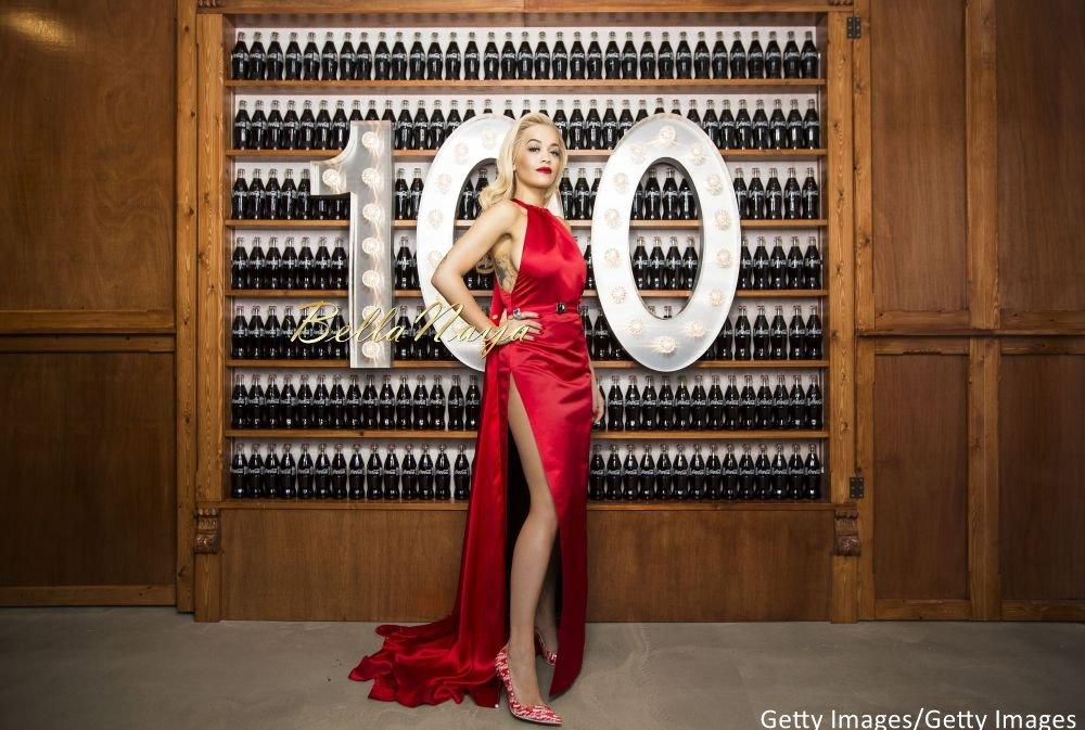 Rita Ora Kicks Off Celebrations for 100th Anniversary of The Coca-Cola Bottle - Bellanaija - March2015003