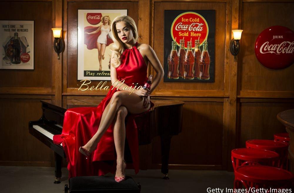 Rita Ora Kicks Off Celebrations for 100th Anniversary of The Coca-Cola Bottle - Bellanaija - March2015005