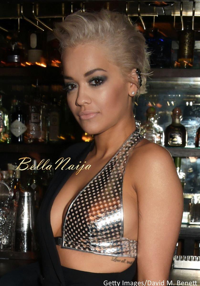 Rita Ora at The Voice Secret Gig at The Scotch - Bellanaija - March2015001