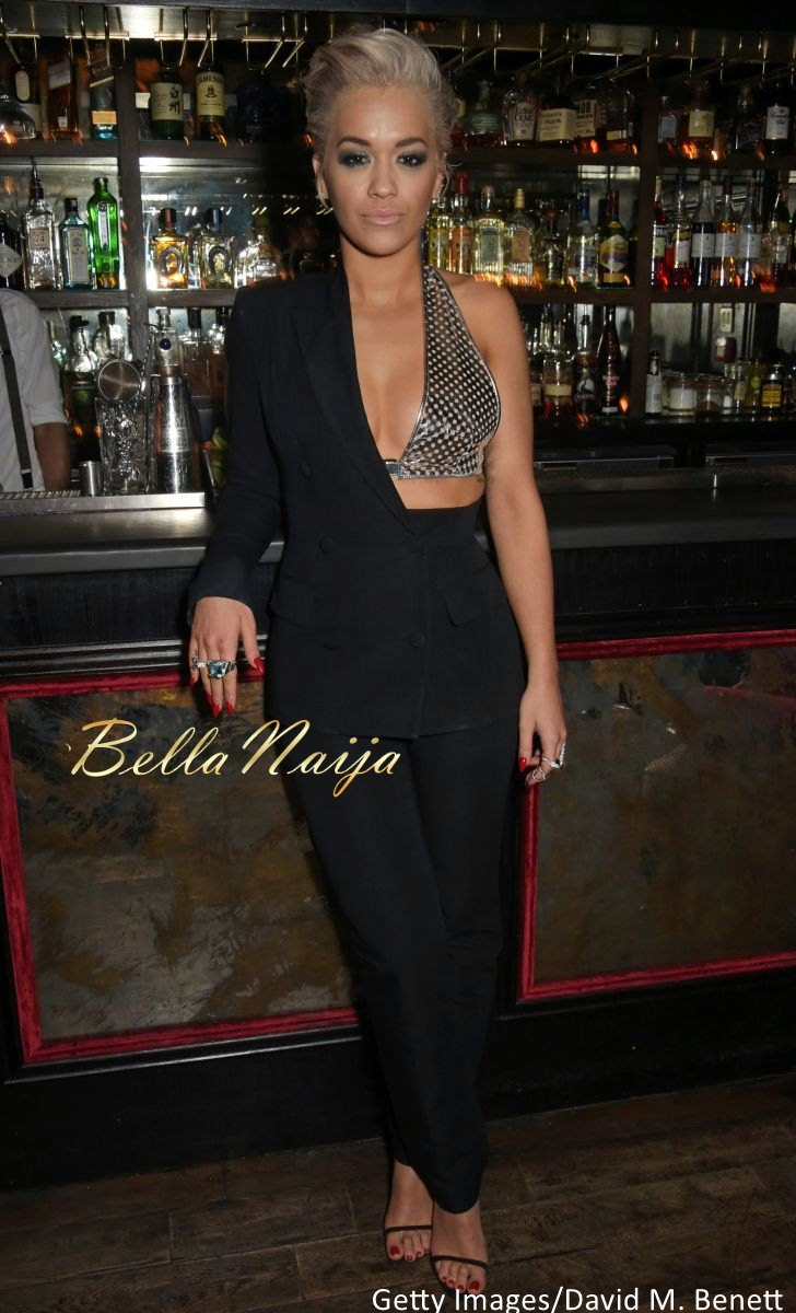 Rita Ora at The Voice Secret Gig at The Scotch - Bellanaija - March2015004