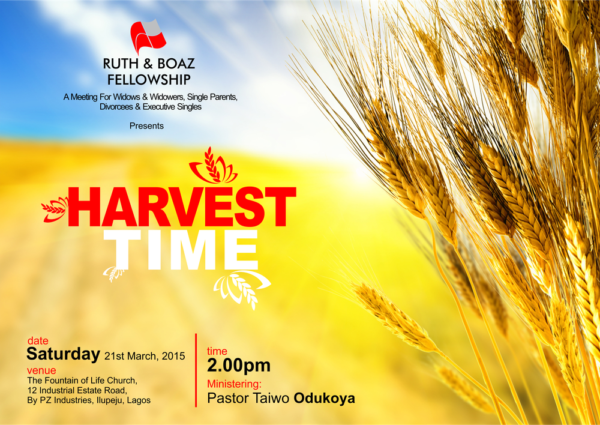 Ruth & Boaz (Harvest Time)