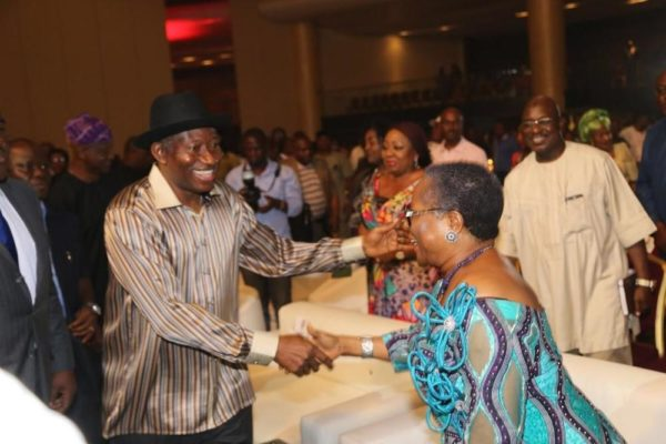 Showbiz Interactive Session for President Jonathan05