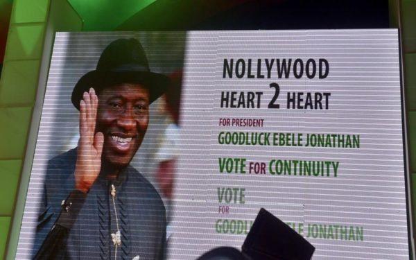 Showbiz Interactive Session for President Jonathan21