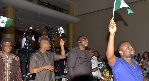 Showbiz Interactive Session for President Jonathan23
