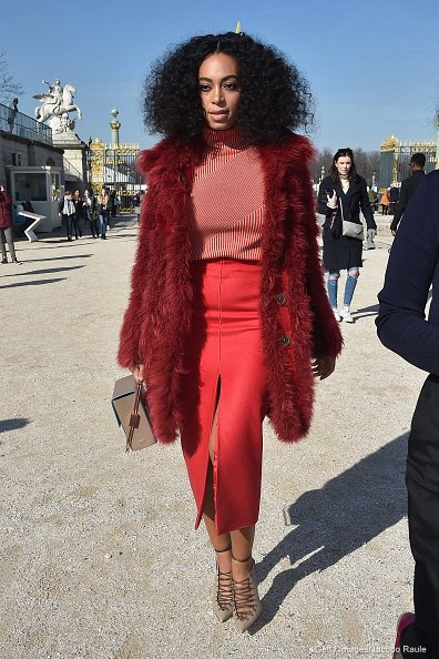 Fashion Week Fab! We Love Solange Knowles' Sophisticated ...