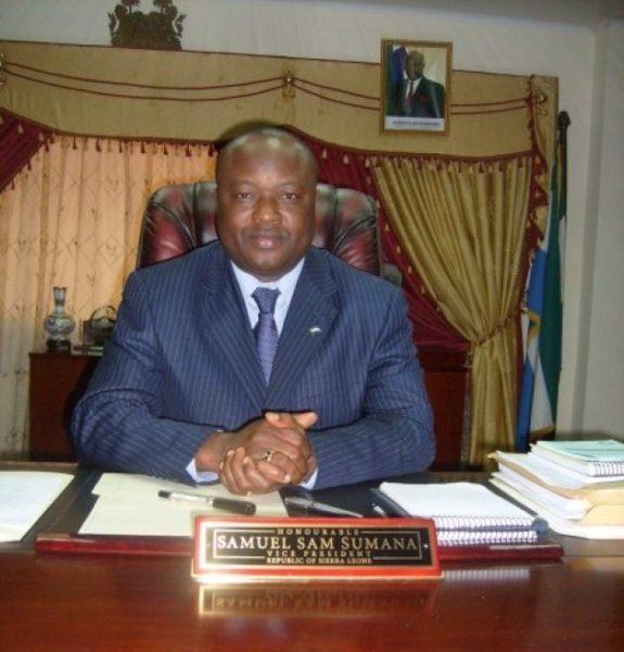 Samuel Sam-Sumana