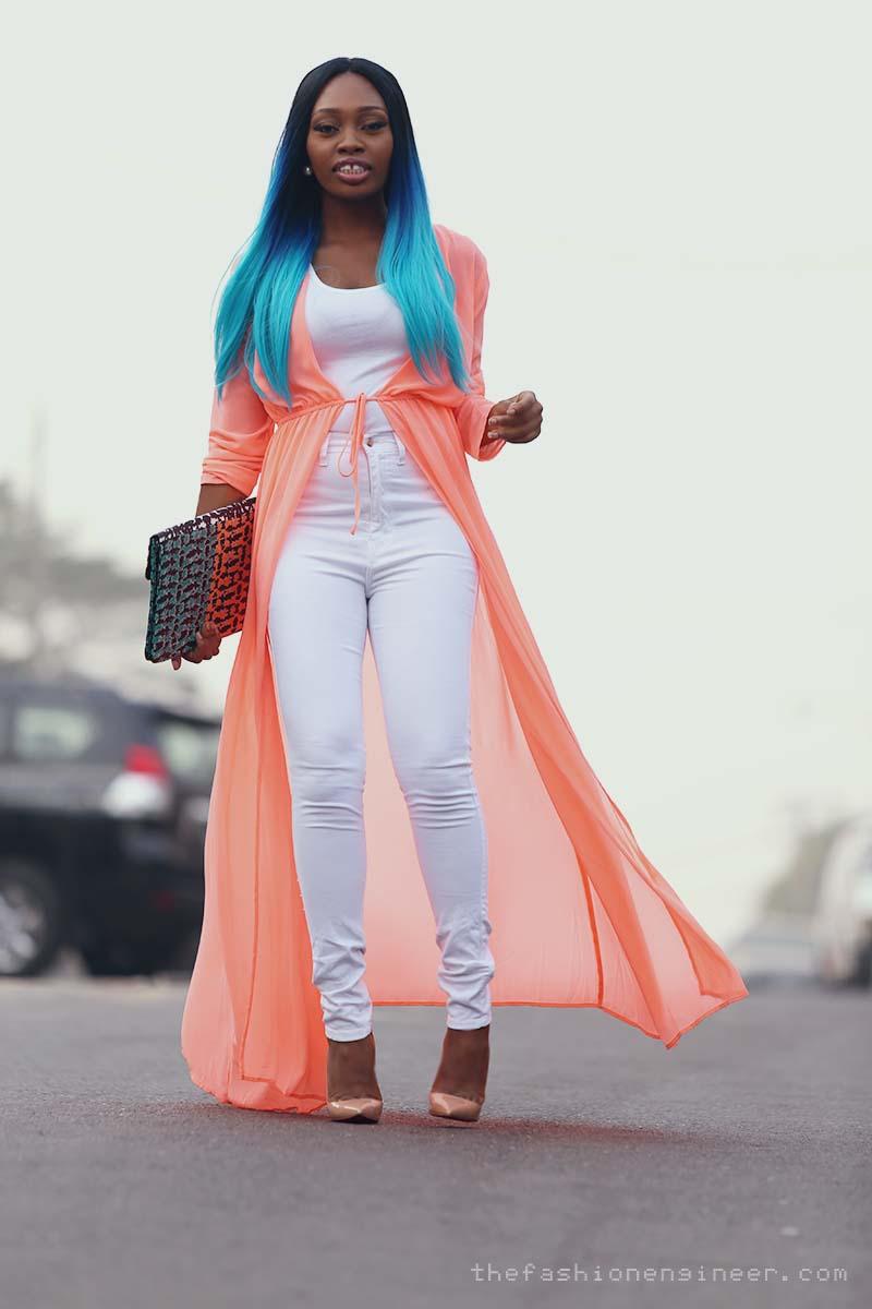 Bn Style How To Rock The Uber Stylish Modern Kimono