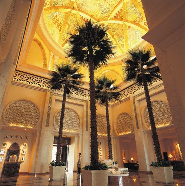 The Palace Lobby