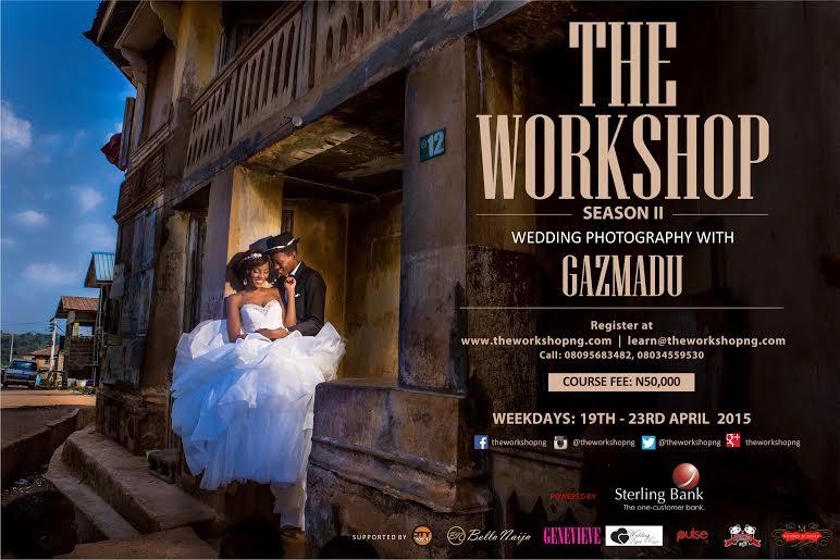 The Workshop with Gazmadu - BellaNaja - March 2015