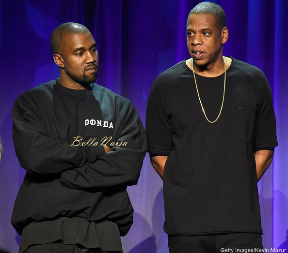 Kanye West calls out Jay Z for not being a Good Friend – No Visit after Kim K's Robbery? Blue Ivy & North West have never had a Play Date?
