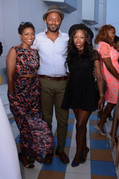 Tonye, Ozzy Agu & Beverly Naya