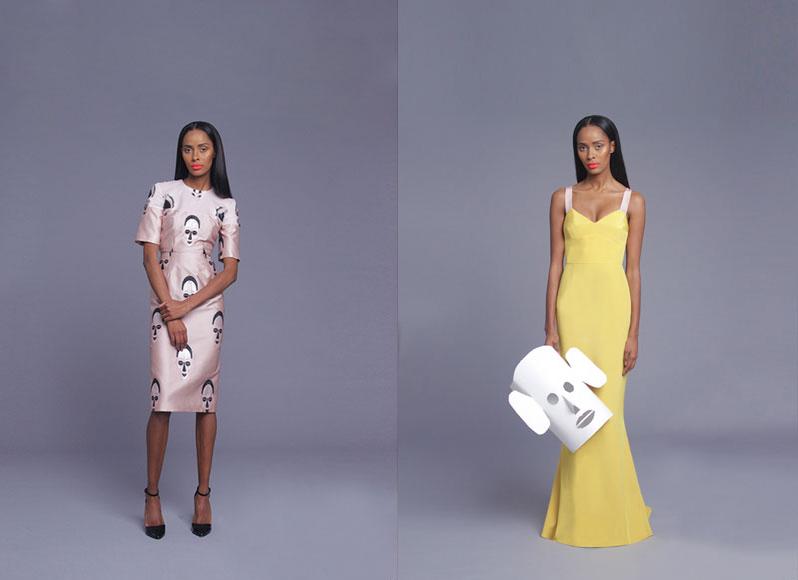 Tsemaye Binite Maask Collection Lookbook - BellaNaija - March 2015002