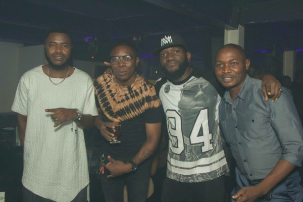 Vapours Night Club The League of Leading Ladies Party - Bellanaija - March2015017